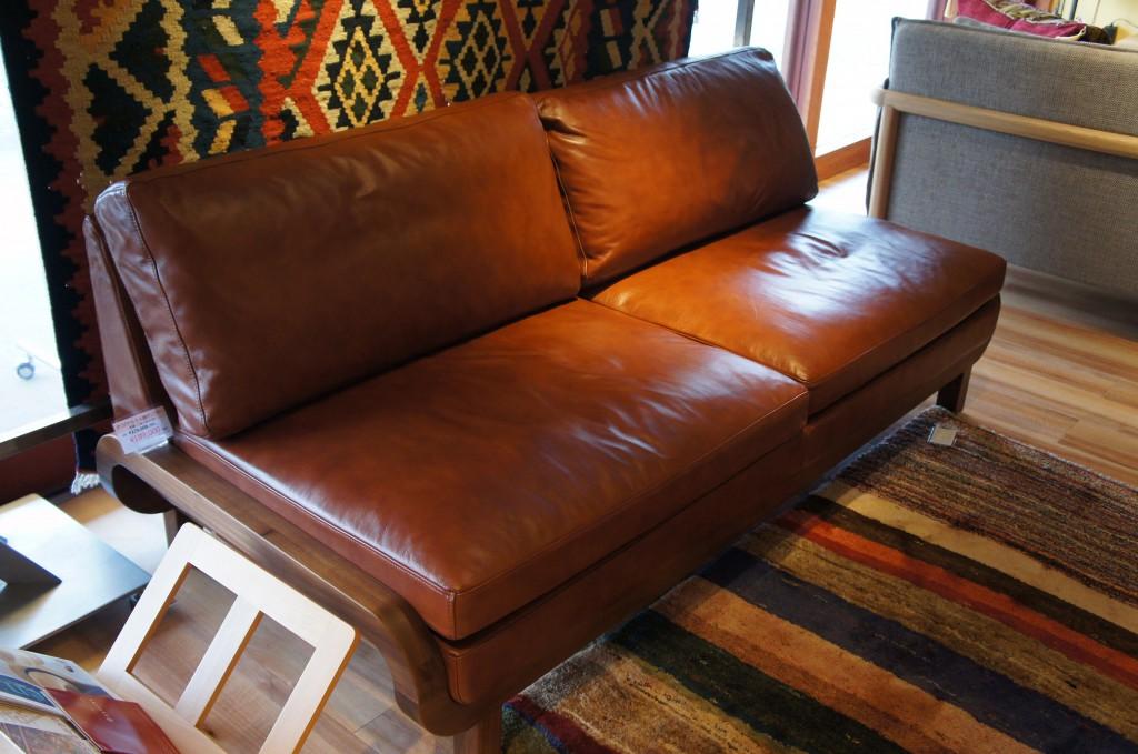 人気のソファ